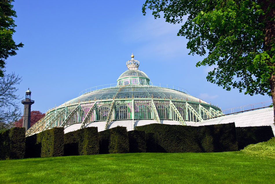 Royal Belgian Greenhouse - Laeken, Belgium