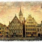 Ghent, Belgium – Forgotten Postcard