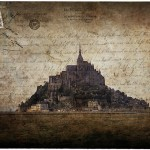 Mont Saint Michel, France – Forgotten Postcard