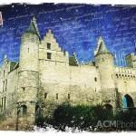Het Steen Castle, Antwerp, Belgium – Forgotten Postcard