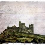 Rock of Cashel, Ireland - Forgotten Postcard