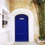 Blue Door, Provence
