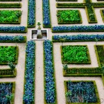 Chateau Villandry Kitchen Garden