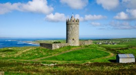 Dublin to Doolin Ireland Photo Gallery