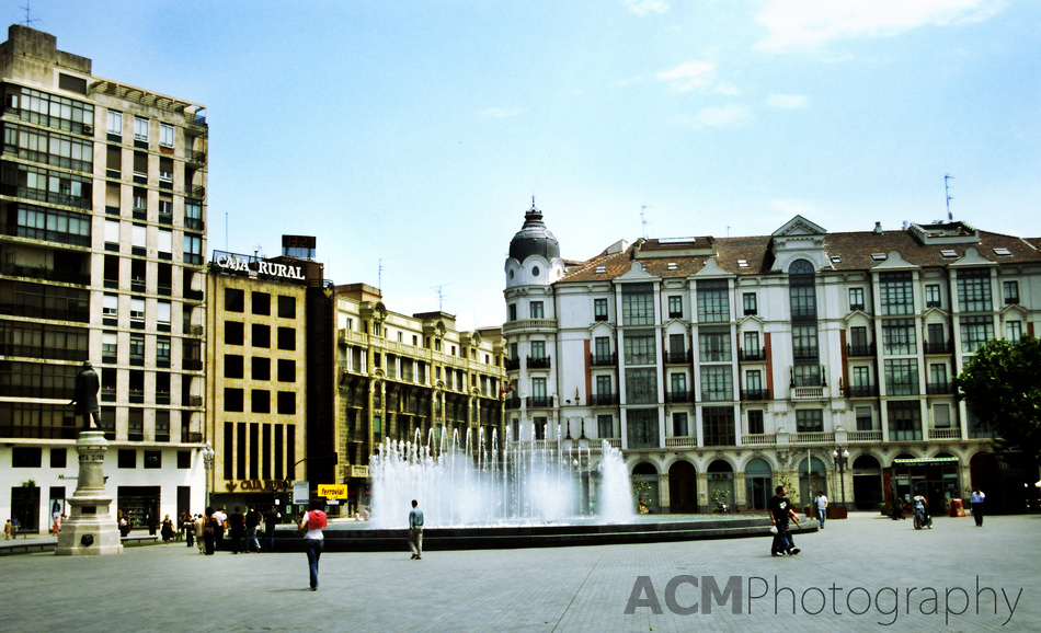 Valladolid Spain  city photo : ... faces the Plaza Zorrilla near the Campo Grande in Valladolid, Spain