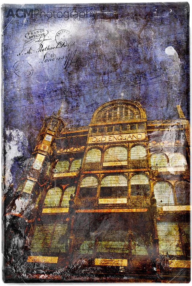 Old England Forgotten Postcard - Brussels, Belgium