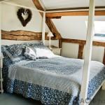 Bedroom - Bleu-Gris