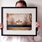 Medium Framed Print