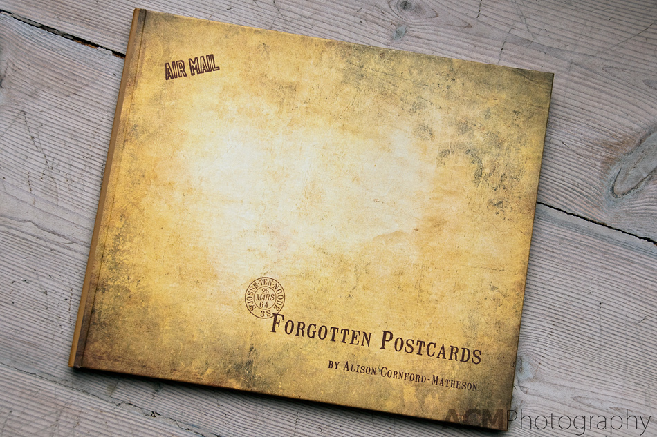 Forgotten Postcards Book Cover