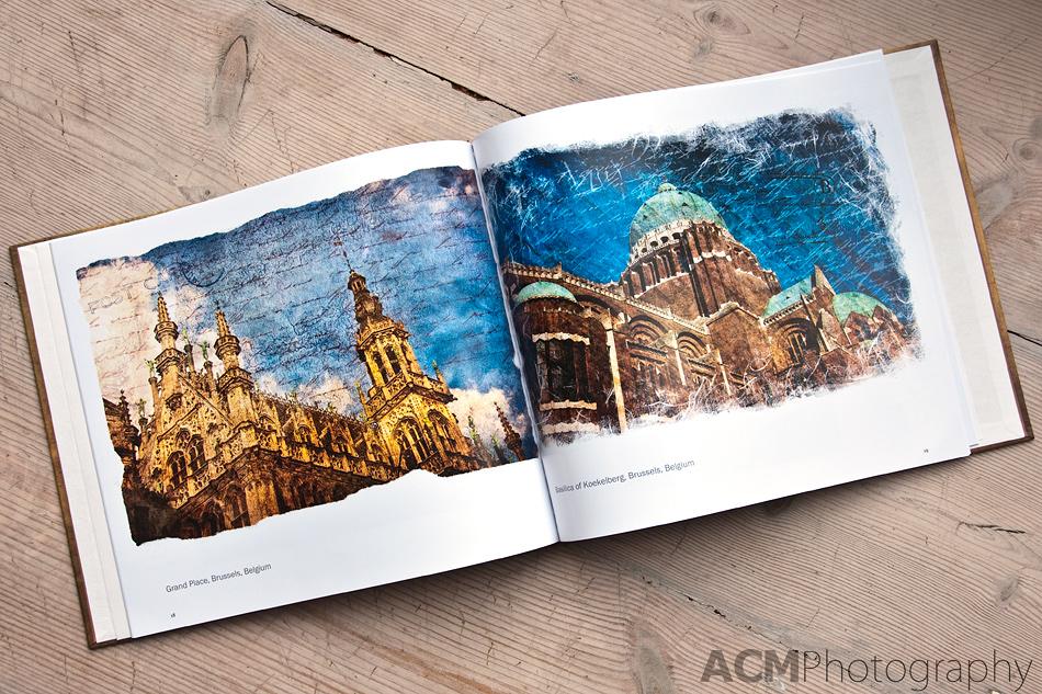 Forgotten Postcards Book Interior