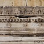 Detail of the Acropolis, Athens, Greece