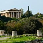 The Agora, Athens, Greece