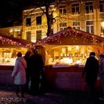 Christmas Market, Brussels, Belgium
