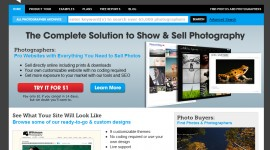 How I Fell in Love with PhotoShelter in 30 Days.