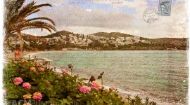 Vouliagmeni, Greece - Forgotten Postcard