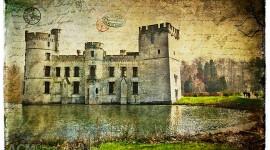 Bouchout Castle, Belgium - Forgotten Postcard