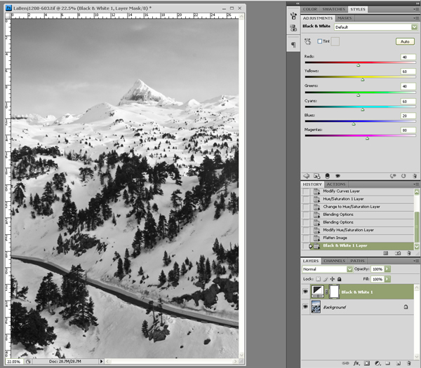 Adobe Photoshop CS6 Keyboard Shortcuts for Mac