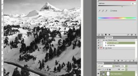 Colour to Black and White Photos in Photoshop - Control Your Camera #2