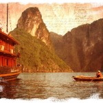 Halong Bay, Vietnam - Forgotten Postcard