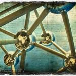 Atomium, Brussels, Belgium – Forgotten Postcard