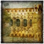 Château de Chenonceau, France – Forgotten Postcard