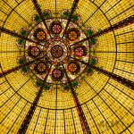 Ceiling of the Paris Hotel