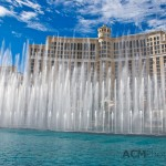 The Bellagio Hotel Fountains