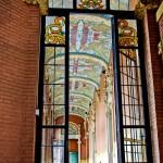 Hospital de la Santa Creu i Sant Pau Hallway