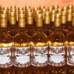 Bottles of Jurancon Wine