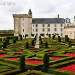 Chateau Villandry and the Love Garden