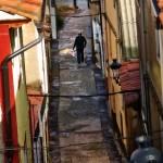 Street in Daroca, Spain