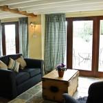 Livingroom - Bleu-Gris Cottage