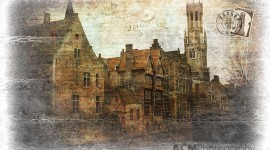 Bruges, Belgium – Forgotten Postcard