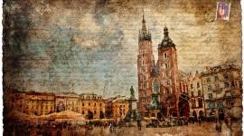 Krakow, Poland - Forgotten Postcard