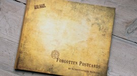 Announcing Forgotten Postcards - The Book!