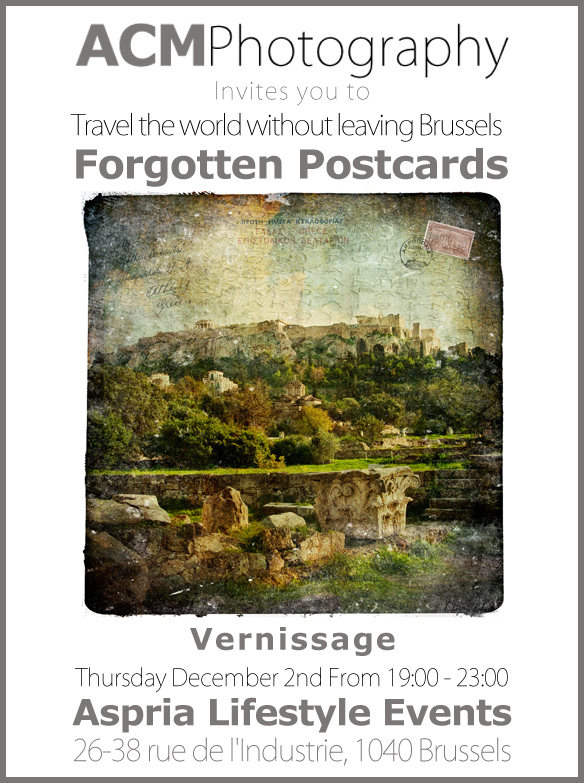 Forgotten Postcards Exhibition