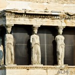 The Erechtheum (The Porch of the Caryatids)