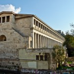 The Agora, Athens, Greece